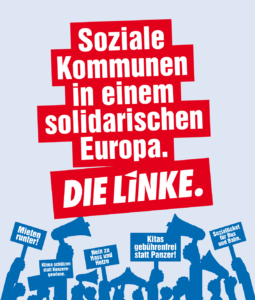 Soziale Kommunen in einem solidarischen Europa. DIE LINKE.